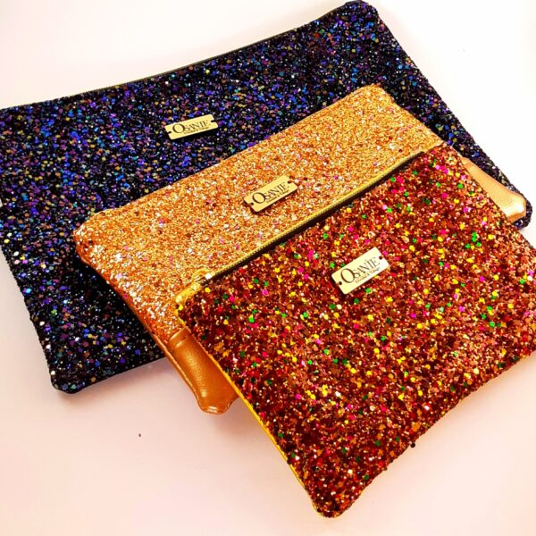 Large 2 sided Clutches