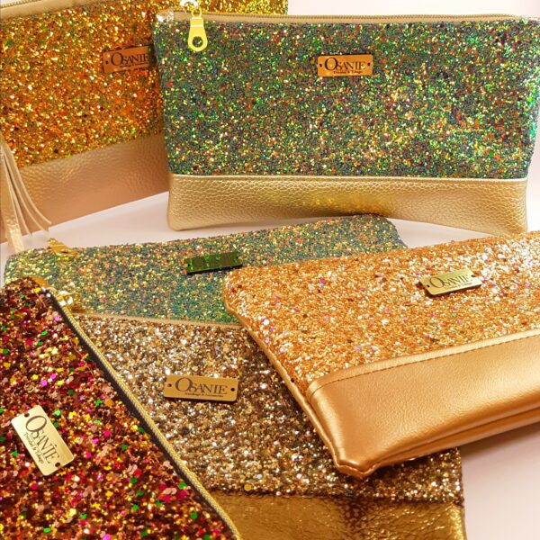 2 Toned Clutches